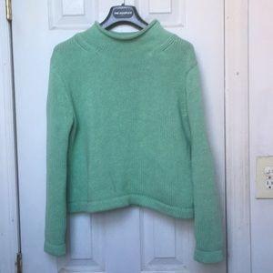 J.CREW / ALWAYS Mock-neck Sweater! 🍵